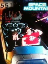 Lori At Disneyland