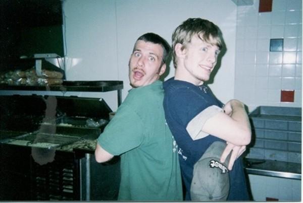 Tom & Steve
