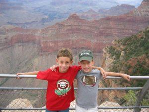 Fat Boys at Grand Canyon