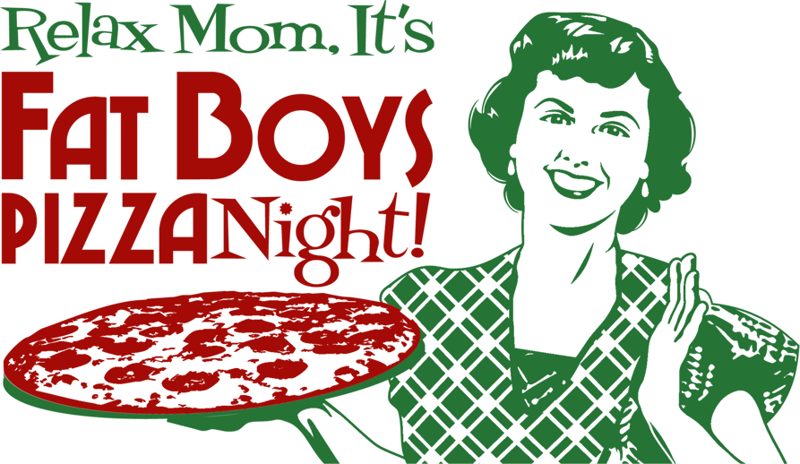 Fat Boys Pizza Night